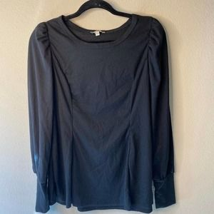 Status by chenault black top size large